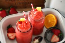 Fresh Fruit Slushies