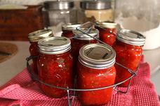Mom's Chili Sauce