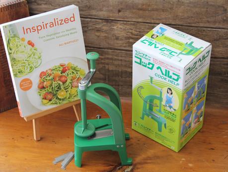 "Winner of the Spiralizer & the ""Inspiralized"" Cookbook!"