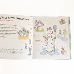 ◯えいご クリスマスのうた  学習研究社  I'm a little Snowman