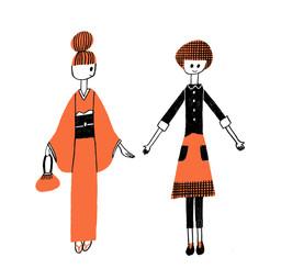 和服と洋服●insta.jpg
