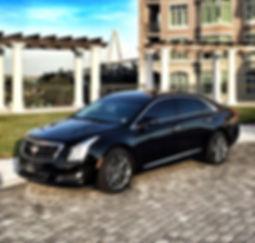 Cadillac Escalade Black Car Service in Charleston