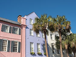 Downtown Charleston Rainbow Row Bus Tour
