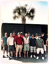 Bachelor Party in Charleston - Limo Golf Outing