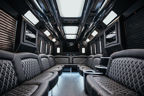 coastal limousine bus charleston