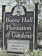 Shuttle Service to Boone Hall Plantation