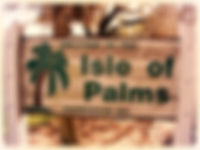 Isle of Palms Bachelorette - Welcome to Isle of Palms Sign