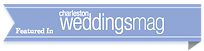 Charleston Wedding Magazine Feature Vendor