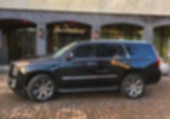 Cadillac Escalade The Dewberry Hotel