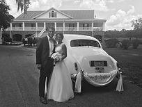 Vintage Bentley Getaway Car