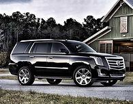 Cadillac Escalade Black Car Service