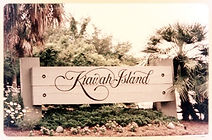 Bachelorette Party - Welcome to Kiawah Island Sign