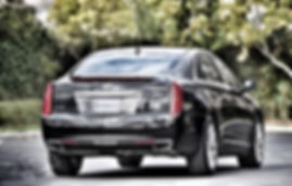 Luxury Black Car in Charleston SC