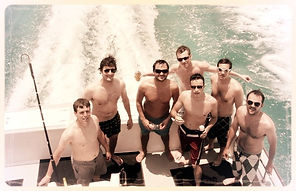 Charleston Bachelor Party Fishing - Limo Transportation Provided
