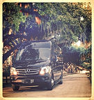 Charleston Wedding Transportation Boone Hall Plantation