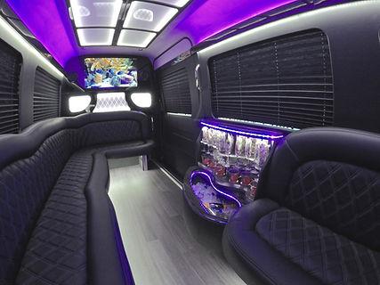 Charleston Bachelorette Party Bus