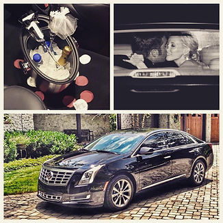 Charleston Wedding Getaway Car