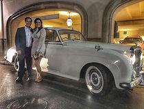 Charleston Vintage Wedding Car