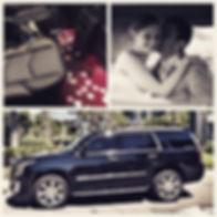 Wedding Getaway Car in Charleston SC