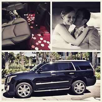 Wedding Getaway Car in Charleston SC