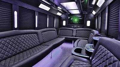 coastal limo bus in charleston sc