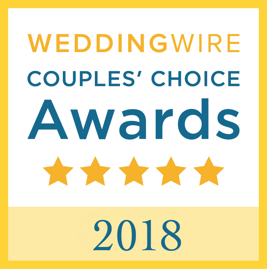 Wedding Wire Best of Charleston 2018