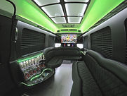 Limo Bus Service Charleston