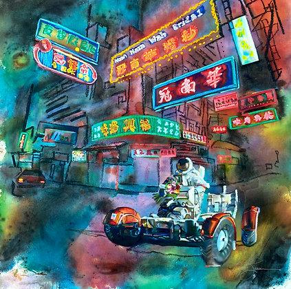 """""""Tokyo Voyager"""""""