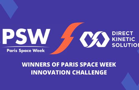 Winners of Paris Space Week 2021