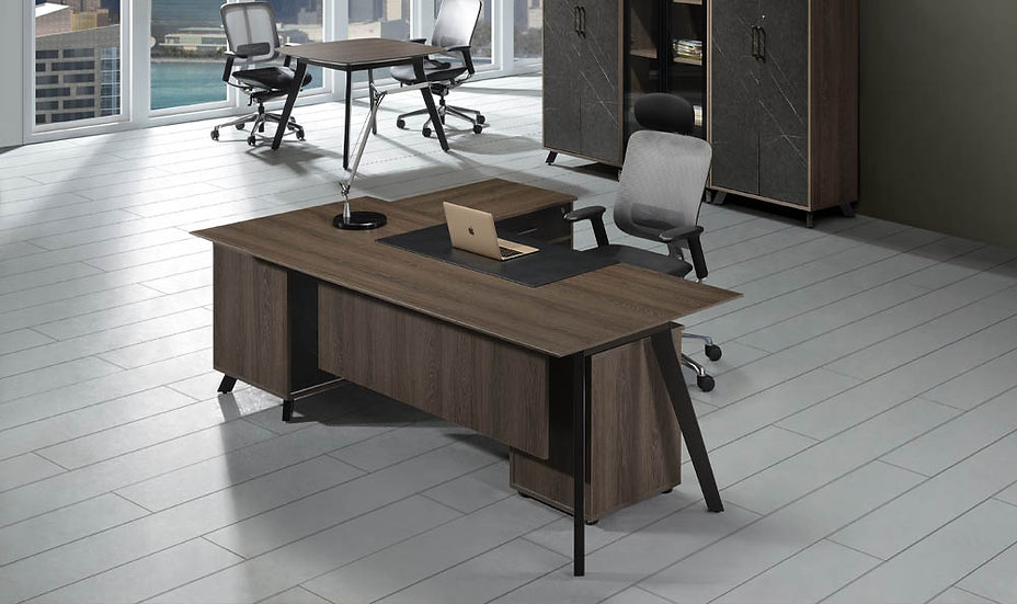Model 9 - L Shaped Desk