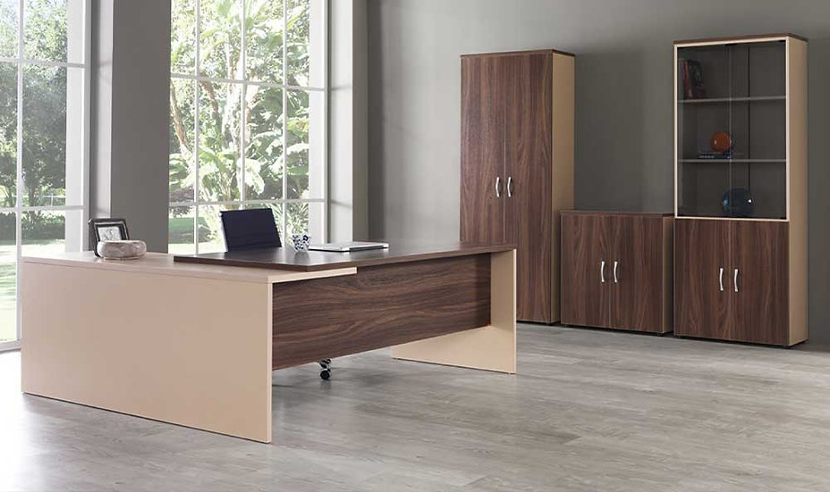 Model 8 - L Shaped Desk