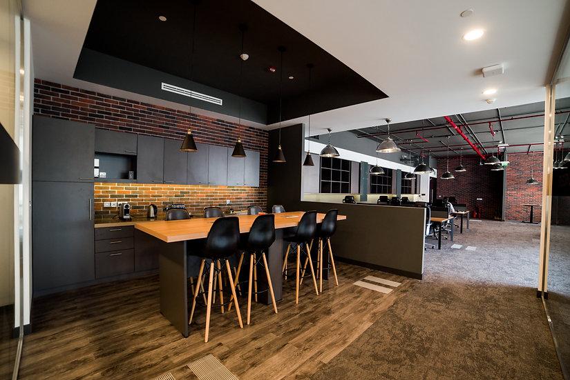 Bespoke Bar Table 3