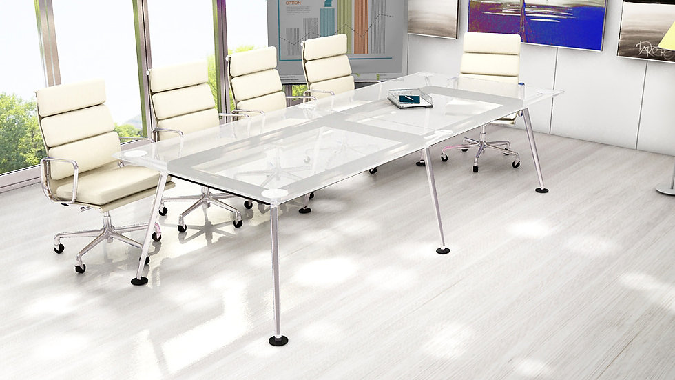 Model 9 - Meeting Table