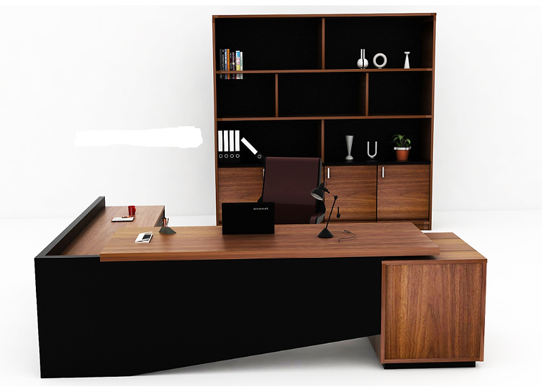 Model 6 - L Shaped Desk