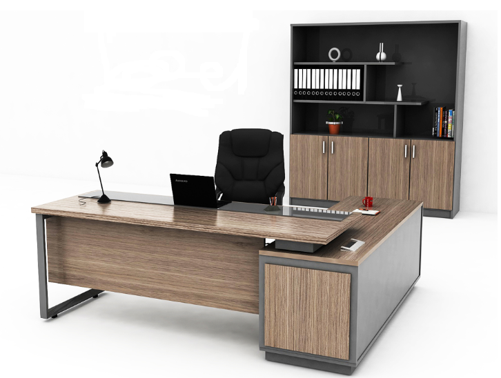Model 5 - L Shaped Desk