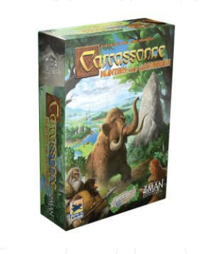 PREORDER - Carcassonne Hunters & Gatherers