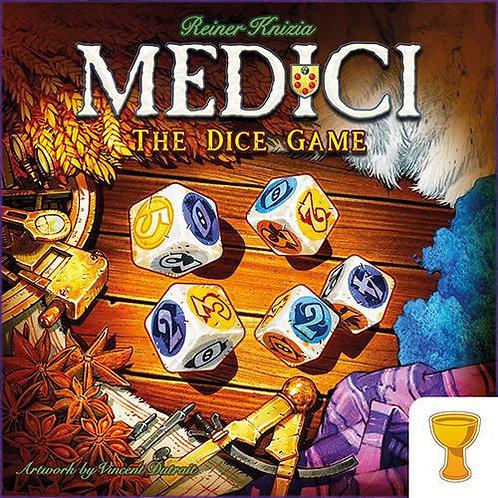 PREORDER - Medici The Dice Game