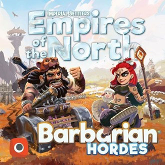 Imperial Settlers Empires of the North - Barbarian Horde Expansion