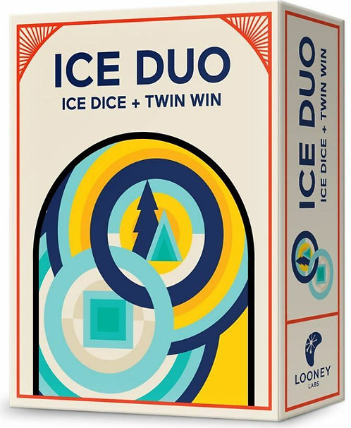 PREORDER- Ice Duo