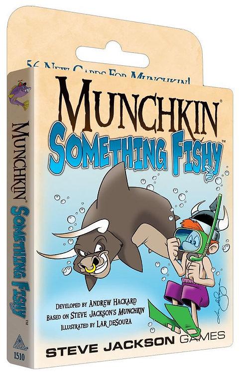 PREORDER - Munchkin Something Fishy