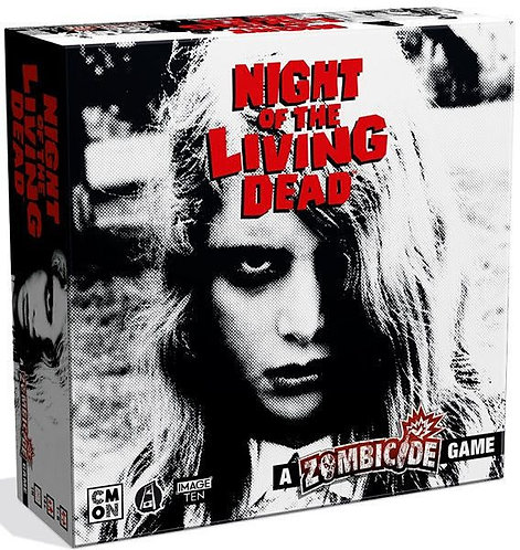 PREORDER - Zombicide Night of the Living Dead