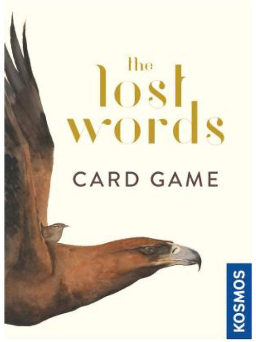 PREORDER - The Lost Words Card Game