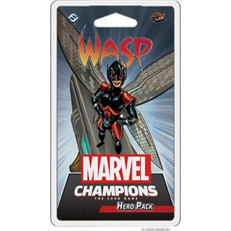 PREORDER - Marvel Champions LCG - Wasp Hero Pack