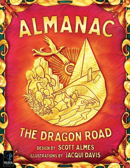 PREORDER - Almanac - Dragon Roads