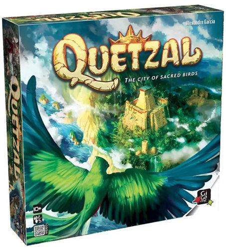 PREORDER - Quetzal