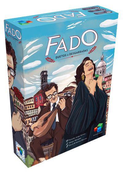 PREORDER - Fado - Duets and Impromptus