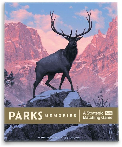 PREORDER - Parks Memories Mountaineer