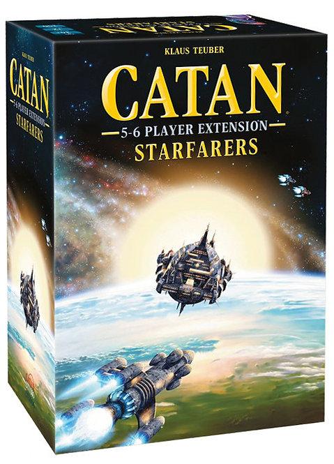 PREORDER - Catan Starfarers 5-6 Player Extension