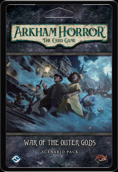 PREORDER - Arkham Horror LCG - War of the Outer Gods