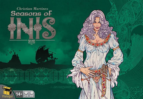Inis Seasons of Inis Expansion